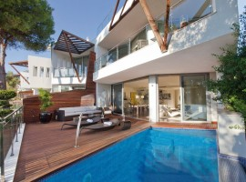 New Development of Semi-detached Houses in Marbella